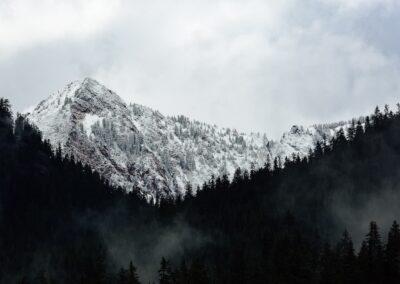 Snoqualmie Pass, WA / SFC Snoqualmie Passs