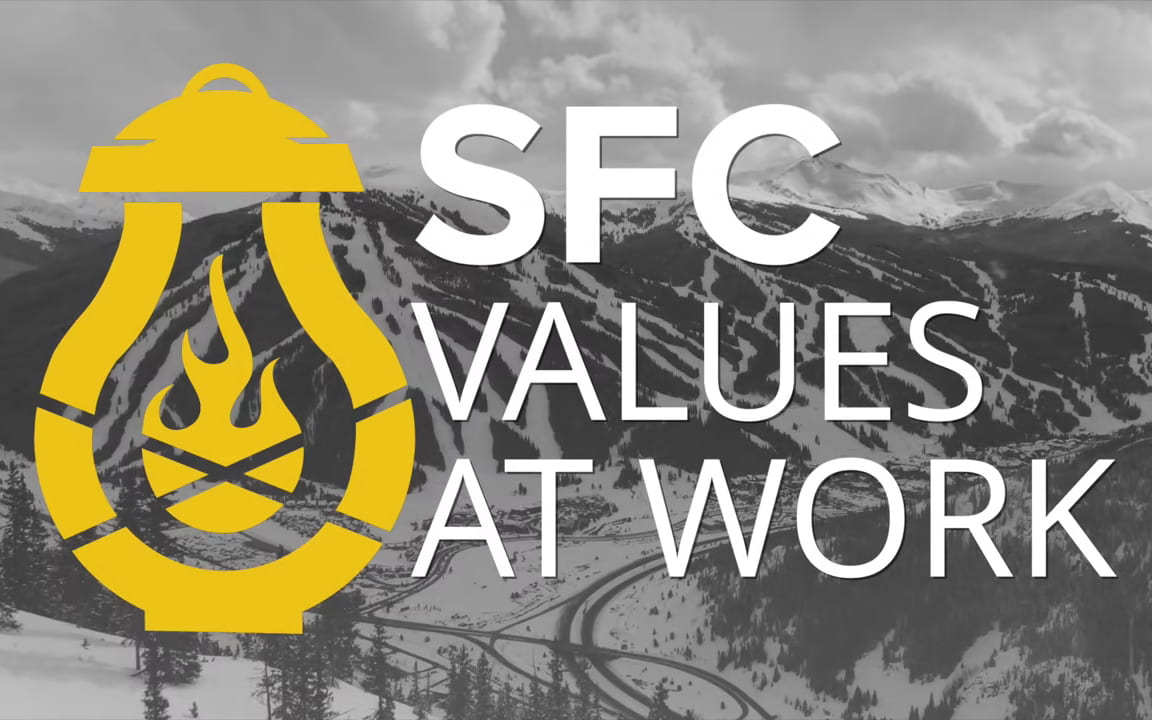 SFC Values at Work